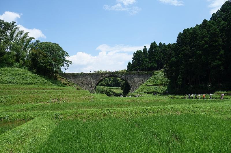 石橋と実用の美 -通潤橋と霊台橋-_d0116009_7143893.jpg