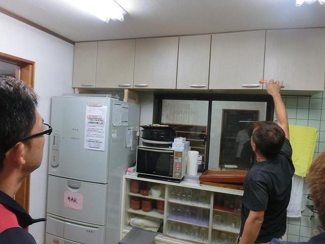 各家庭で「家具固定」への取組みに向けて 駿河台3丁目「オールウェイズ」_f0141310_725519.jpg