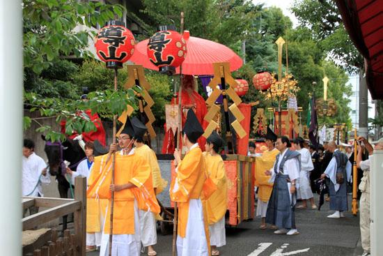ずいき祭 北野天満宮_e0048413_17531066.jpg