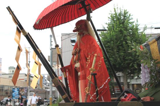 ずいき祭 北野天満宮_e0048413_17533322.jpg