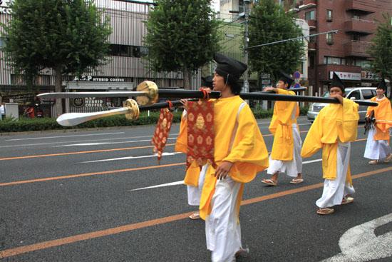 ずいき祭 北野天満宮_e0048413_17535911.jpg