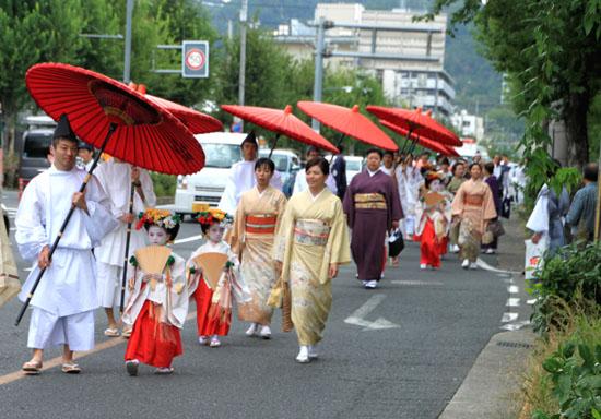 ずいき祭 北野天満宮_e0048413_1754131.jpg