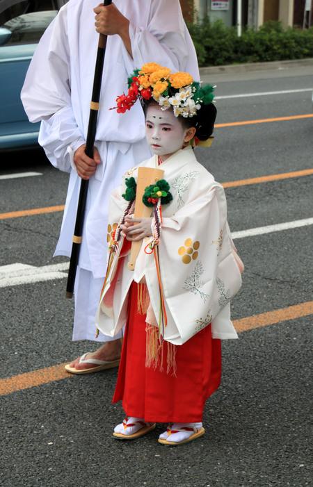 ずいき祭 北野天満宮_e0048413_17544626.jpg