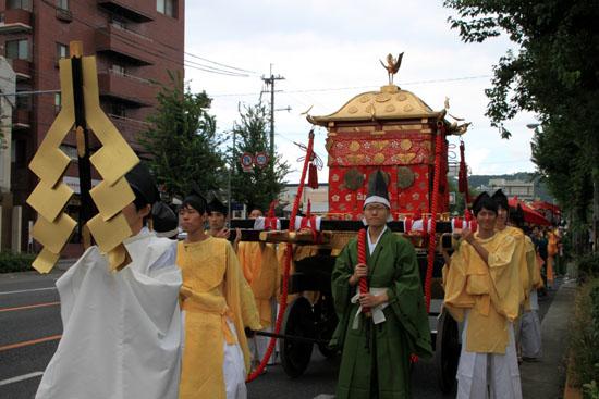 ずいき祭 北野天満宮_e0048413_1755430.jpg