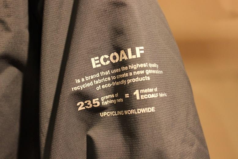 """新規取り扱いブランド \""""ECOALF (エコアルフ)\"""" ご紹介_f0191324_11295728.jpg"""