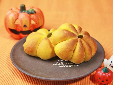 ~かぼちゃパン~ 10月レッスン_a0216871_8454155.jpg