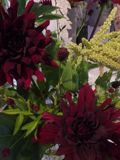 オークリーフ花の教室(甘艸さんと大草さんの作品)_f0049672_183356.jpg