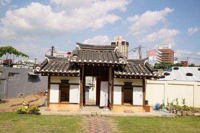 初心者的大邱(テグ)の旅 その3 亀岩書院(クアムソウォン) でほっと一息。_a0223786_14455722.jpg