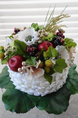喜寿のお祝いケーキ_c0157501_16125589.jpg