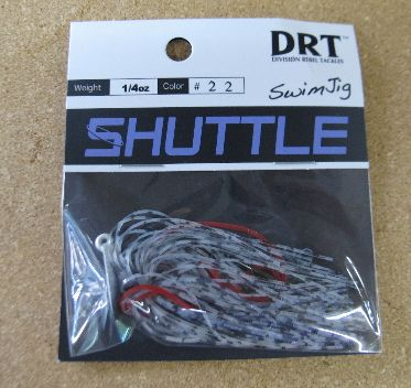 DRT-DIVISION シャトル 1/4oz 5色補充再入荷_a0153216_22242357.jpg