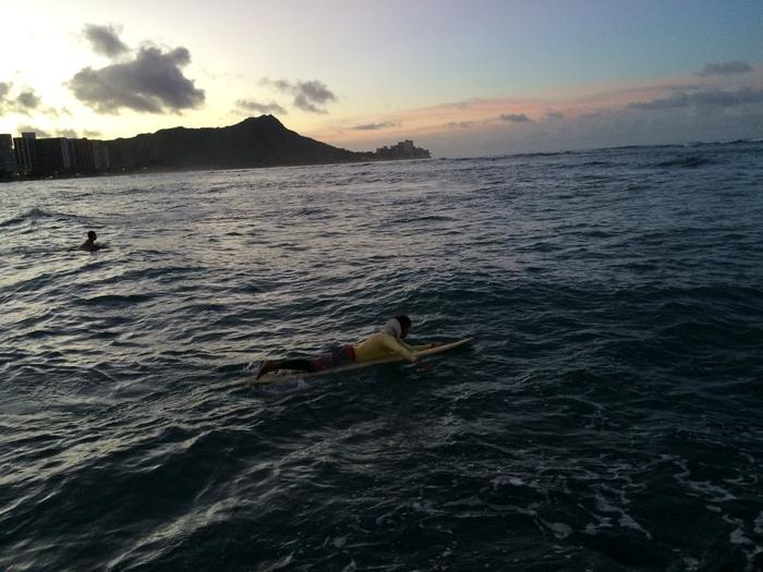 2014 9月 ハワイ (11)  滞在最後の朝_f0062122_711740.jpg