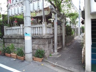 【写真】四谷〜荒木町〜坂町界隈 2_b0136144_4584192.jpg