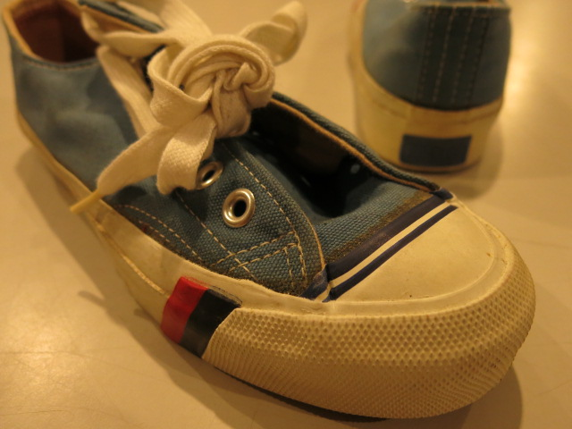 """Pro-Keds OX CANVAS SAXBLUE MADE IN USA\""ってこんなこと。_c0140560_10143150.jpg"