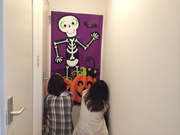 Halloween Partyのお知らせ_f0321473_19401841.jpg