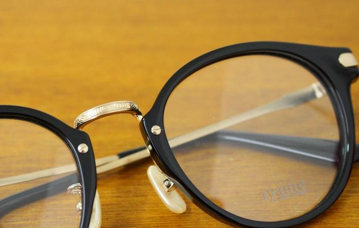 「Combination Frame × Boston Shape」_f0208675_16433951.jpg