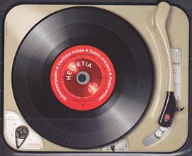 ☆ スイス発 レコード型の切手 ☆_e0086476_554450.jpg