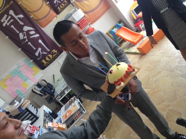 10月3日 金曜日!店長のブログ!! 今日は社長の誕生日!_b0127002_2011117.jpg