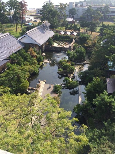 松江城内の擬洋風建築「興雲閣」とモダン建築 02_f0099102_17444857.jpg