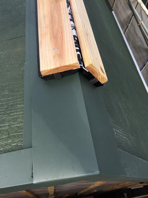 屋根が完成しました!_a0148909_11145853.jpg