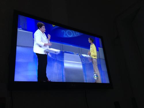 今年4度目のブラジル滞在5日目☆Zona Sulな1日〜白熱するブラジル大統領選挙▼_b0032617_2359089.jpg