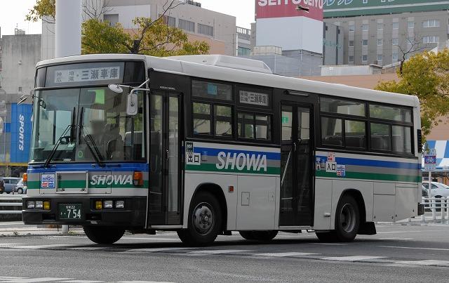 昭和自動車~富士重工8E/日産ディーゼル_a0164734_12565992.jpg