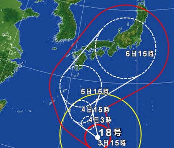 台風18号・・・・・・・ と、台風19号!!【カジキ・マグロトローリング】_f0009039_16434013.jpg