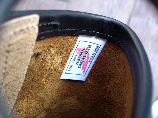 "NEW : REDWING [Engineer] ""Black Klondike\"" 2014 F/W [Limited Edition] !!_a0132147_055399.jpg"