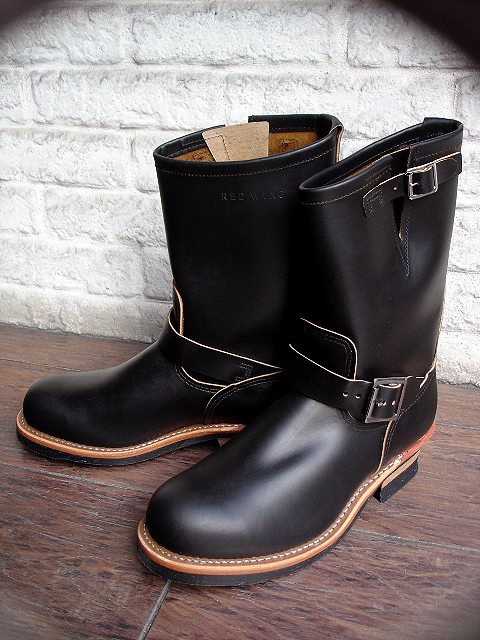 "NEW : REDWING [Engineer] ""Black Klondike\"" 2014 F/W [Limited Edition] !!_a0132147_065717.jpg"