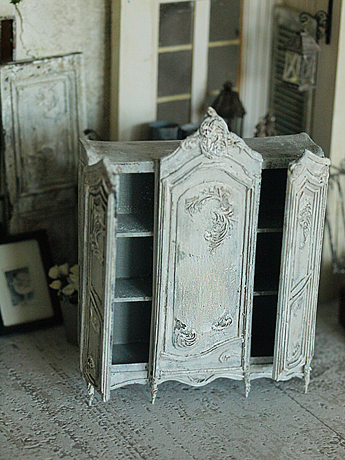 miniature* Brocnte な家具 2_e0172847_13363047.jpg