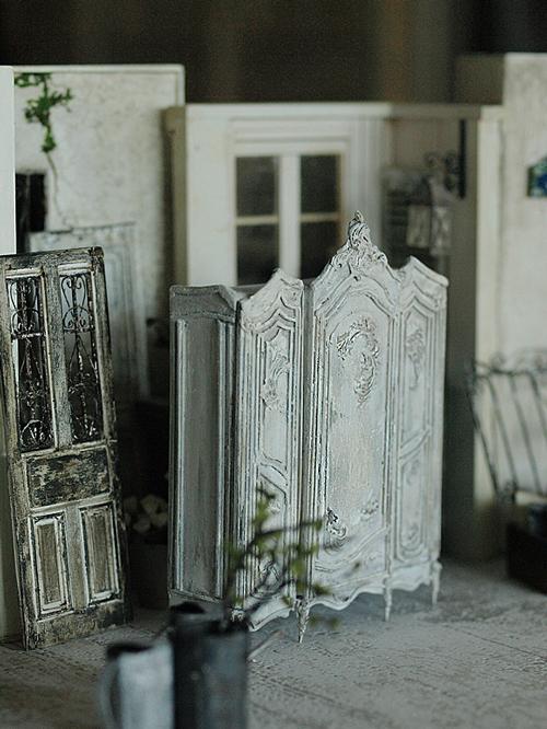 miniature* Brocnte な家具 2_e0172847_1358851.jpg