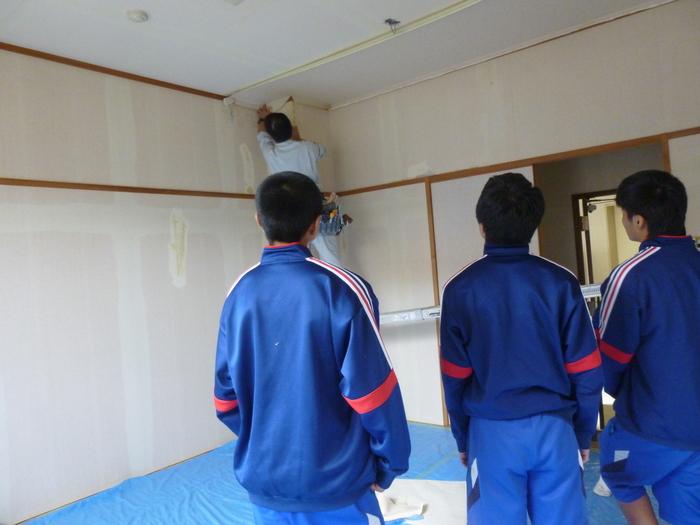 中学生の職業体験受け入れ_c0131666_20205781.jpg