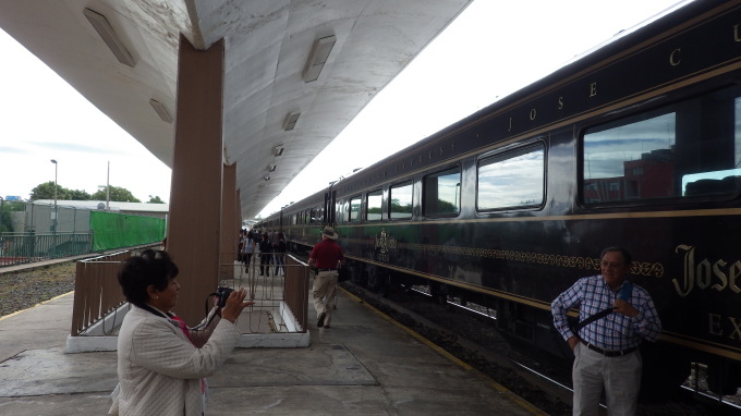 Jose Cuervo Express,Premium Experience ①_c0325278_02242065.jpg
