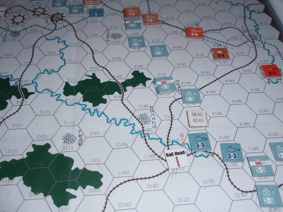 AD/GJ「東部戦線 冬季戦 1941-42」をソロプレイ④_b0162202_18153522.jpg