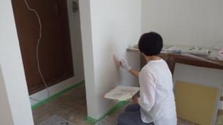 カフェ改修工事進んでいます。その2_e0180332_1923288.jpg