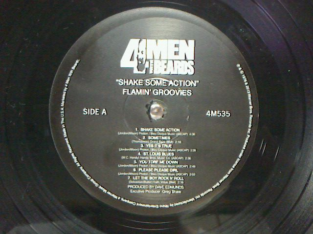 Shake Some Action / Flamin\' Groovies_c0104445_2318015.jpg