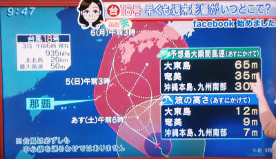 台風18号対策_c0180460_23543076.jpg
