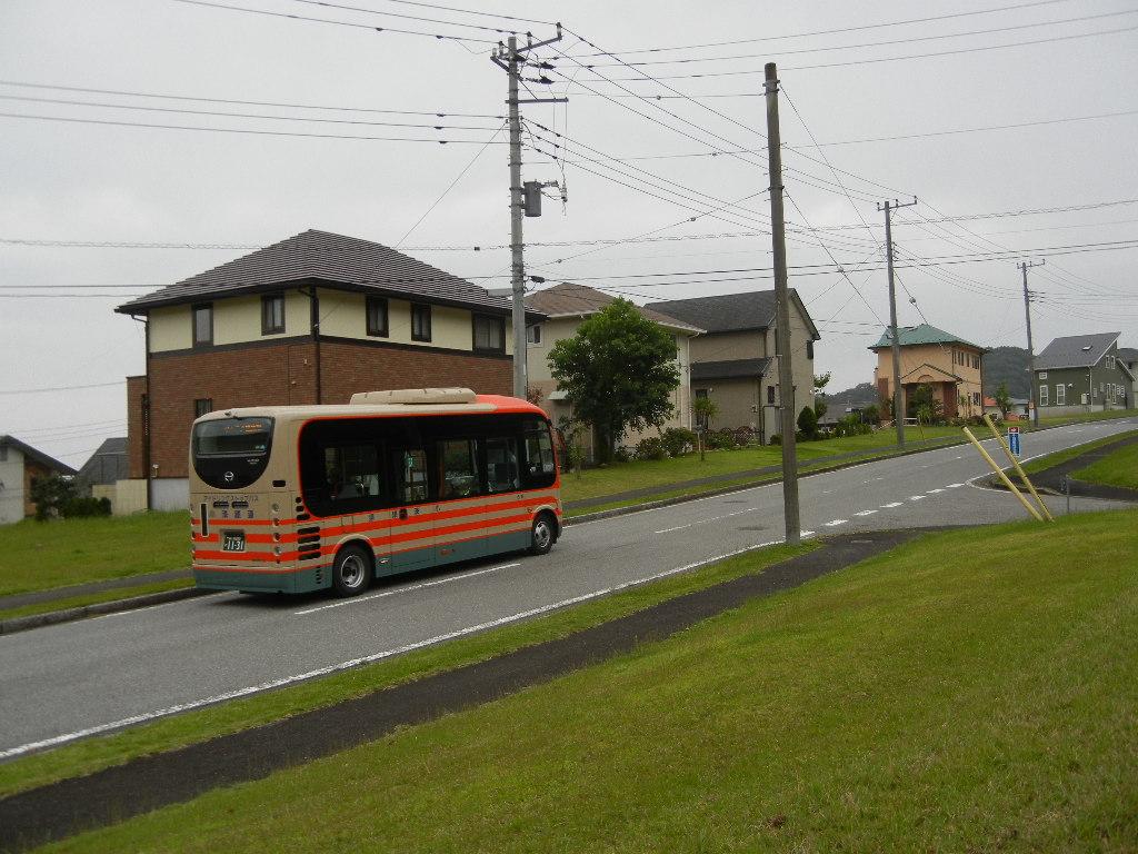 '14,10,4(土)マツタケとシシトウと市バスと!_f0060461_152219.jpg