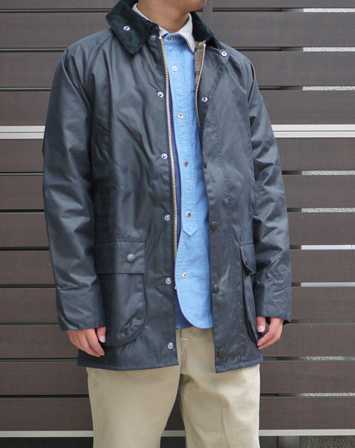 Sl Beaufort Jacket 入荷_b0274170_1731244.jpg