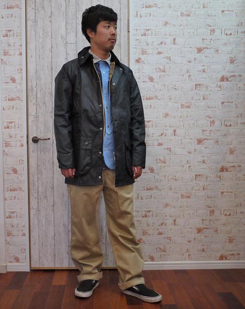 Sl Beaufort Jacket 入荷_b0274170_1731777.jpg