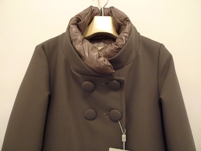 HERNO A-LINE 4BUTTON DOWN COAT_f0111683_13345360.jpg