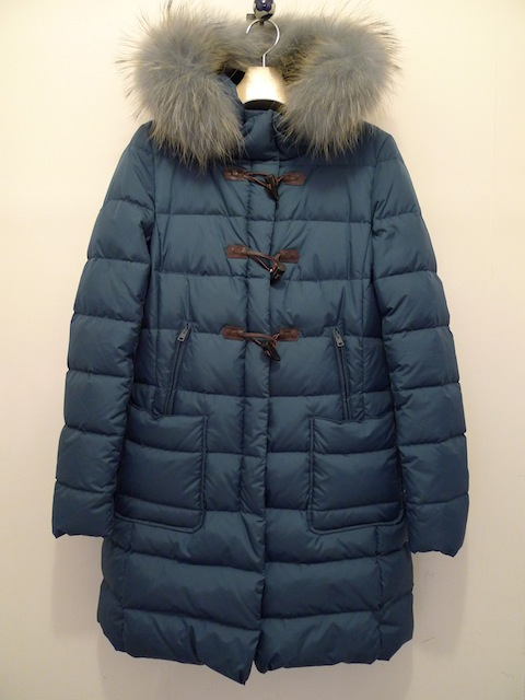 HERNO POLAR-TECH DOWN DUFFLE COAT:SORRY,SOLD OUT!_f0111683_15021748.jpg