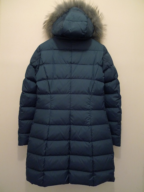 HERNO POLAR-TECH DOWN DUFFLE COAT:SORRY,SOLD OUT!_f0111683_15022672.jpg