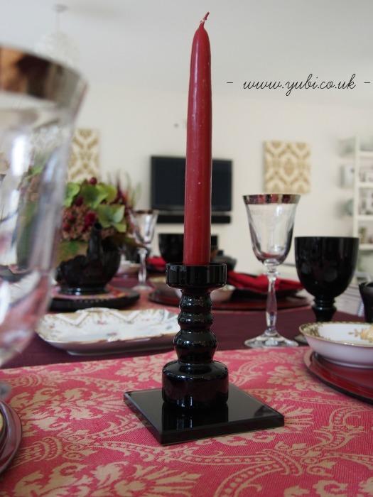 和洋折衷(日英折衷)テーブルコーディネートでたこ焼きパーティー♪_b0313387_06431843.jpg