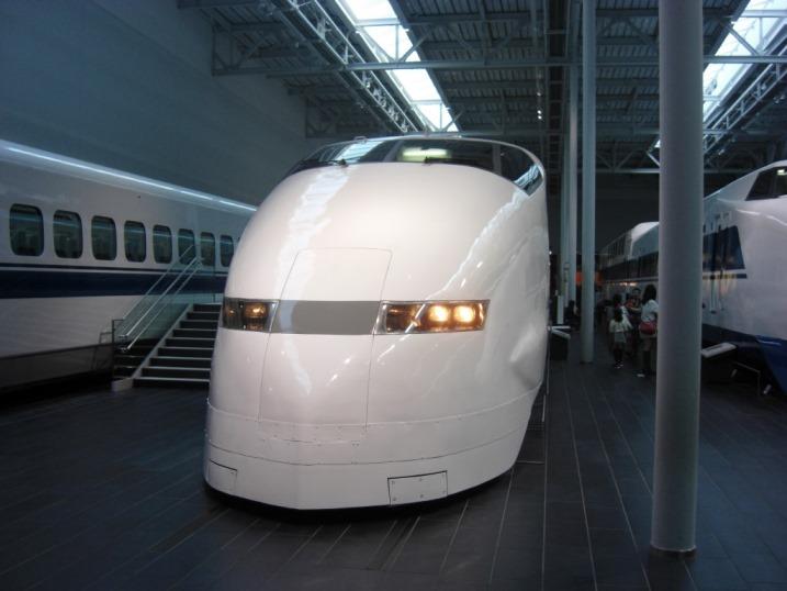 東海道新幹線50周年記念④~新幹線人形焼~ウォーズマン?_b0081121_6101185.jpg