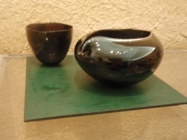 漆の茶匙、角皿_b0132442_17281433.jpg