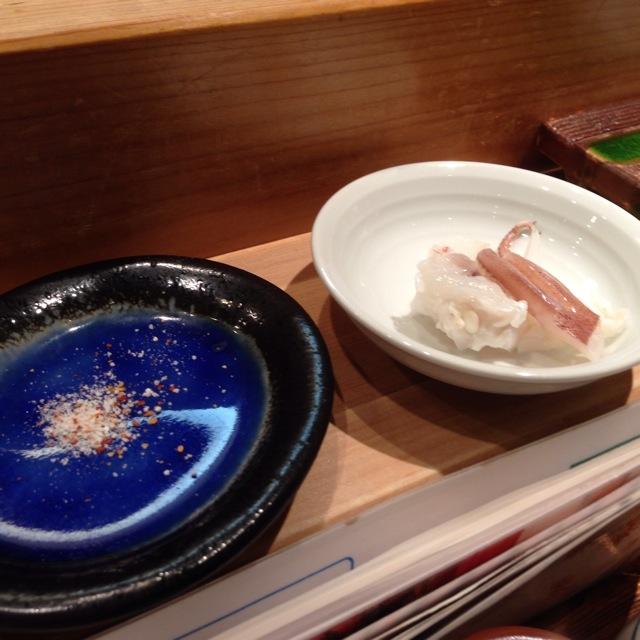 たつ郎寿司@雪が谷大塚にておいしいお寿司を堪能~♪_a0004752_1623585.jpg