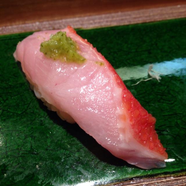 たつ郎寿司@雪が谷大塚にておいしいお寿司を堪能~♪_a0004752_16262336.jpg