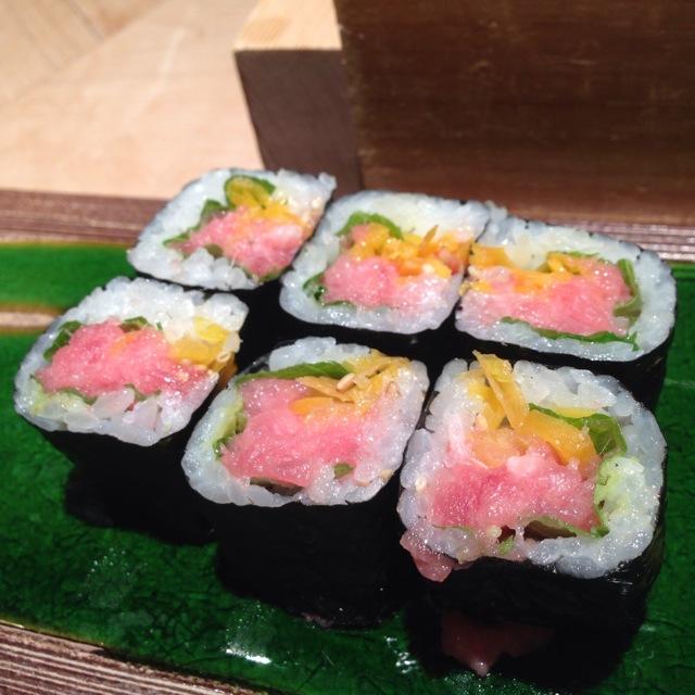 たつ郎寿司@雪が谷大塚にておいしいお寿司を堪能~♪_a0004752_16263711.jpg