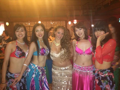 Danisaのベリーダンスショー_b0060756_23265924.jpg