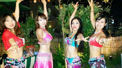 Danisaのベリーダンスショー_b0060756_2328123.jpg